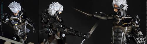 Raiden Metal Gear Rising 03 by ogamitaicho