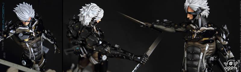 Raiden Metal Gear Rising 03