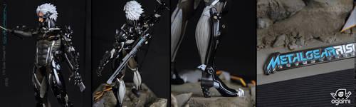 Raiden Metal Gear Rising 04 by ogamitaicho