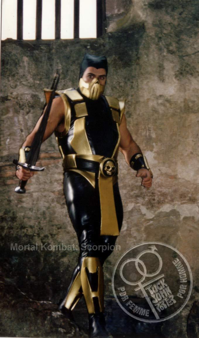 Mortal Kombat Scorpion Mk4 Version 4 A Tv Spot By