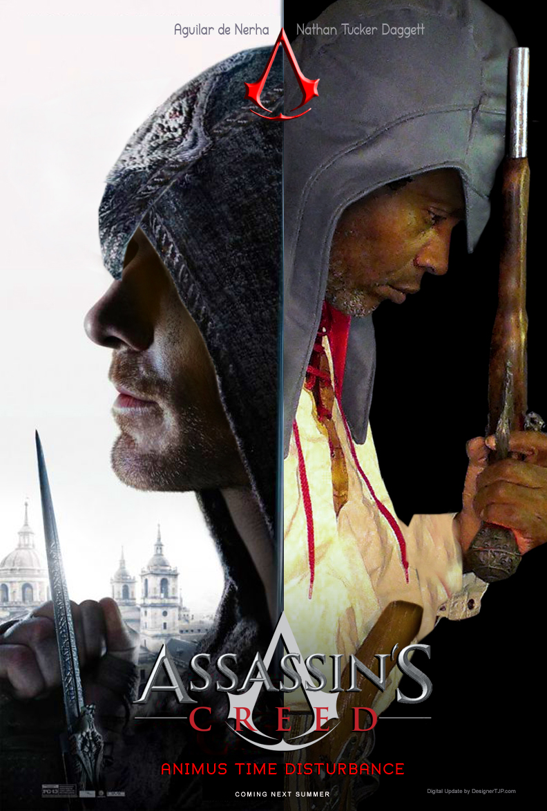 Assassin S Creed Movie Sequel Poster By Designertjp On Deviantart