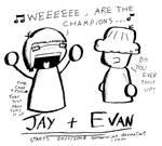 Jay + Evan Promo