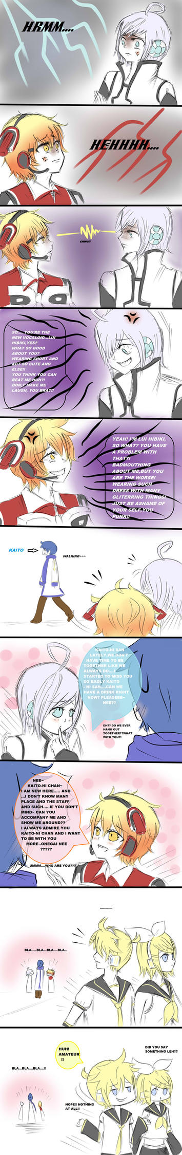 SHOTA fight!!(?) by akunohime01