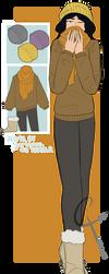 Outfit Meme - That Nerd by CloudTrapper