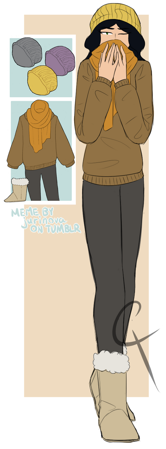 Outfit Meme - That Nerd