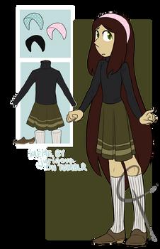 Outfit Meme - Flower Girl