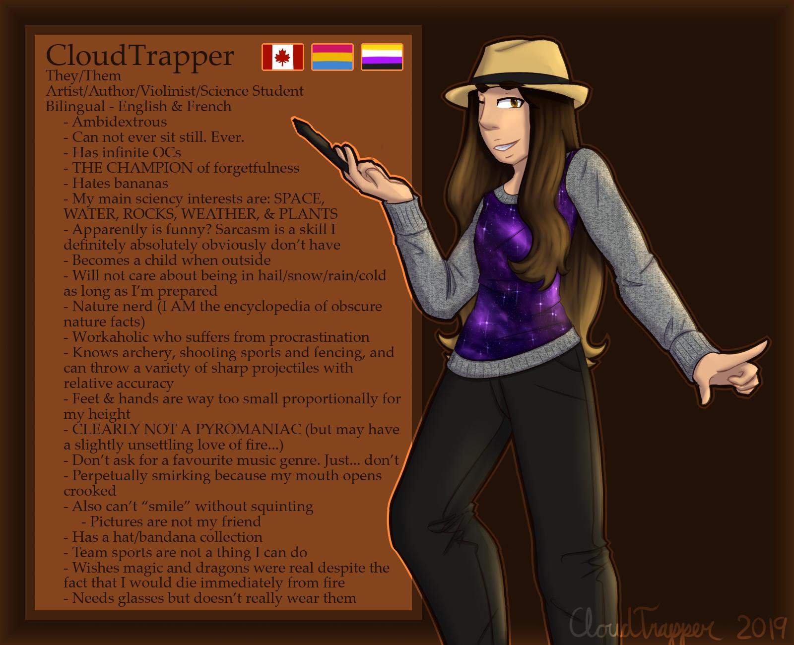 CloudTrapper's Profile Picture
