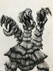 Abomination: Mouthy Hydra