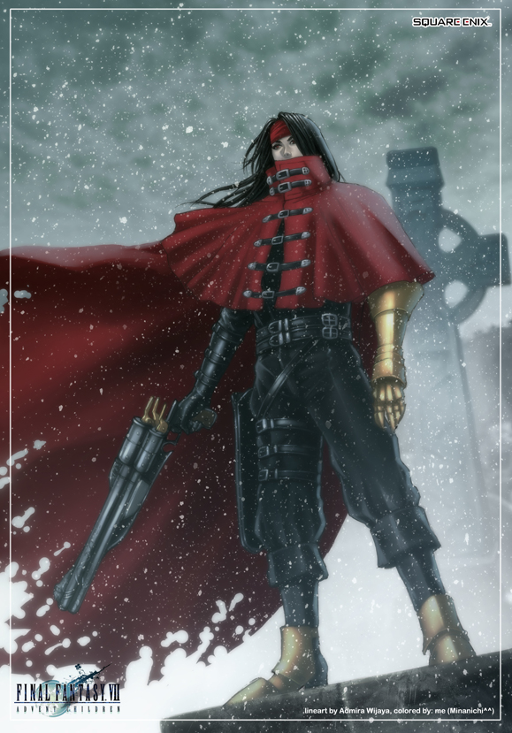 Vincent Valentine By Celestial 83 ...