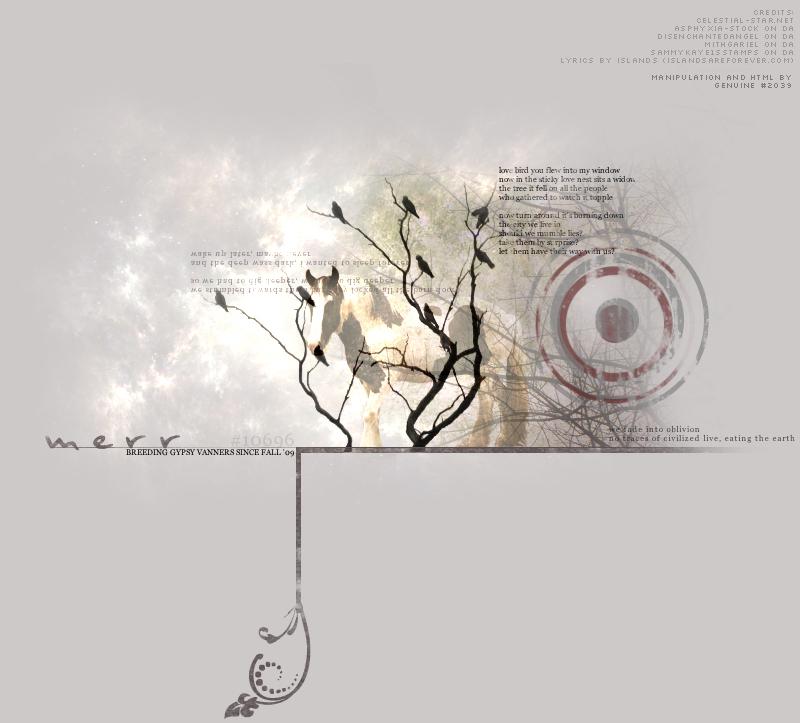 merr layout by alahasta-design