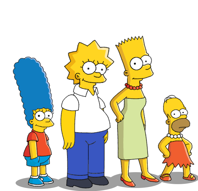 Simpsons head swap 2 by Insert-artistic-nick