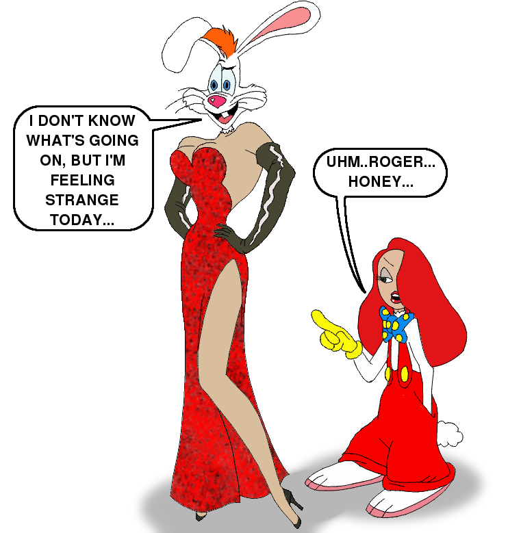 chuck bauman jessica rabbit - photo #27