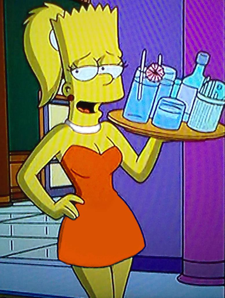 Bart Lisa Simpson Adult