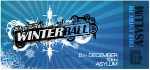 Winter Ball Ticket
