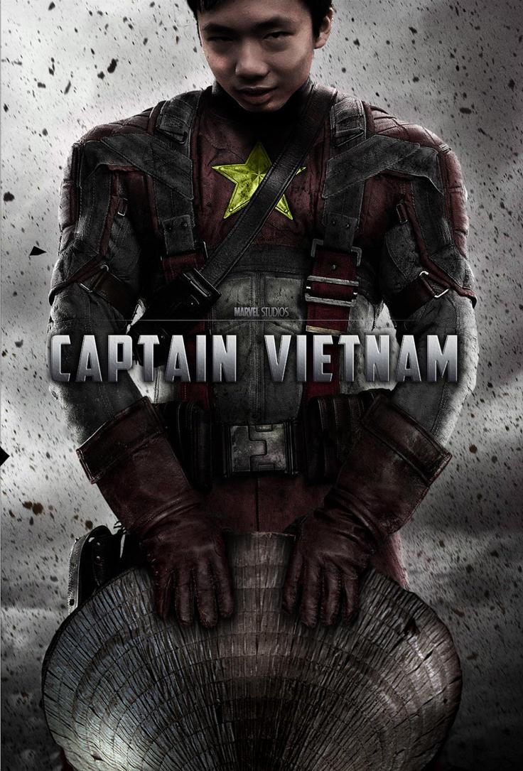 Captain Vietnam by macduy on DeviantArt