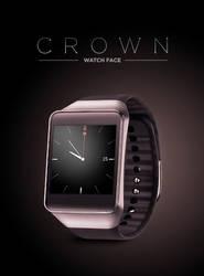 Crown - Watch face