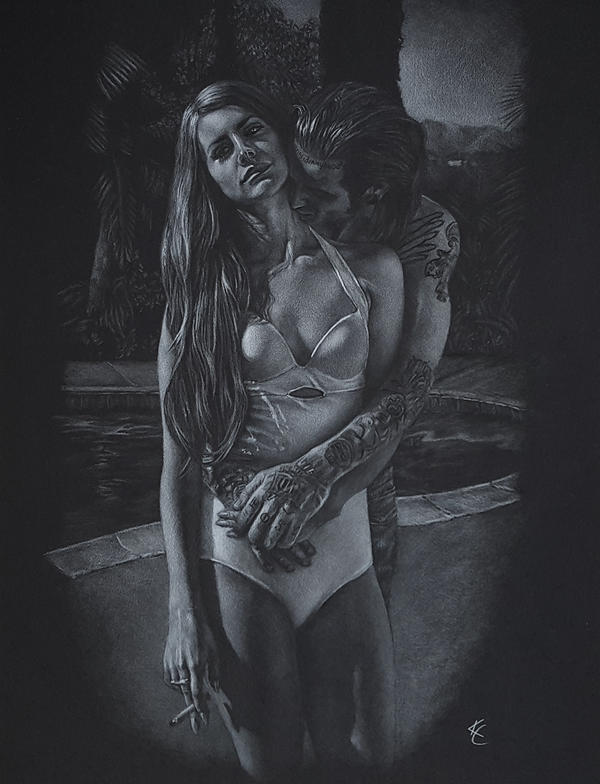 Lana Del Rey by MissKuney