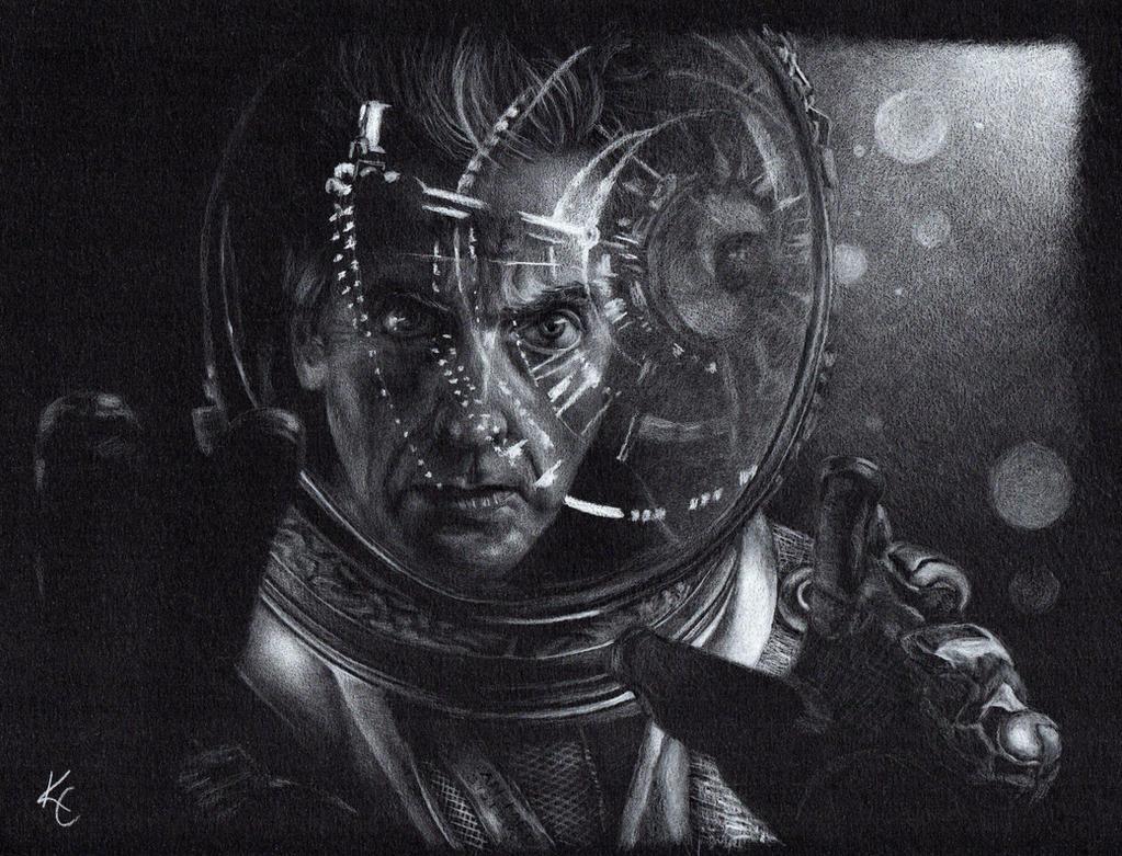 Dr Who Oxygen by MissKuney