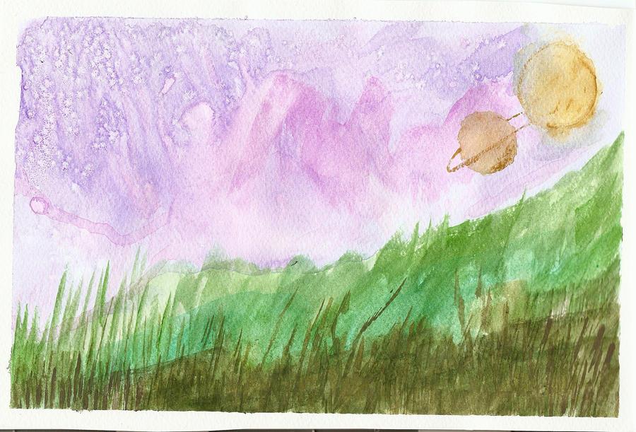 Alien Landscape by SheepSlave