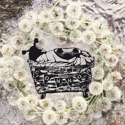 Sweet Dreams Custom Paper Cut