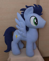 Soarin plush by adamar44