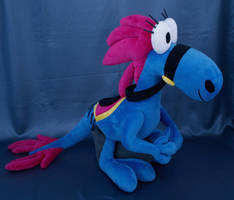 Sylvia from Wander Over Yonder plush