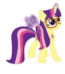 MLP X SU: Twilight And Fluttershy Fusion
