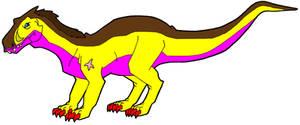 Dino Squad: Axel Profile
