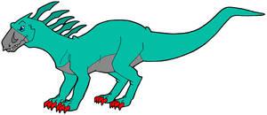 Dino Squad: Emerald Profile
