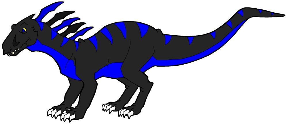 Dino Squad Rump Dino squad: donovan profile by