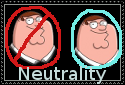 I Am Neutral stamp by Bluedramon