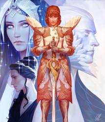 Silmarillion Illustration