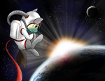 Space Calpain Pony