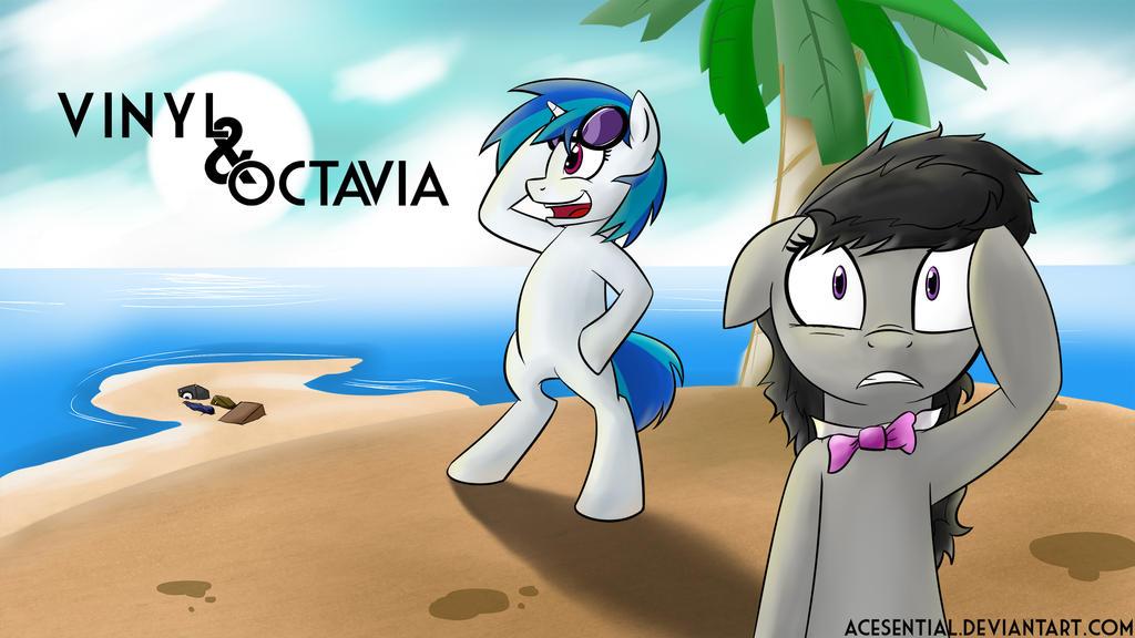 Vinyl and Octavia: Island Mishap