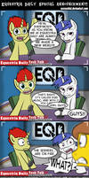 Comic Announcement- EqD Music