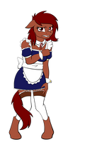 Penny the Maid