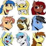 Pony Faces!