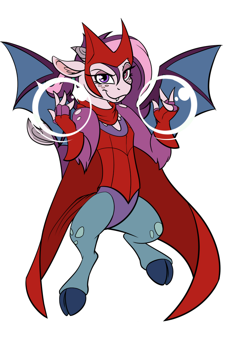 Scarlet Mirage by Acesential