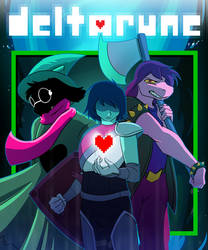 Deltarune (GOOD) by Acesential
