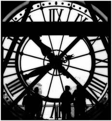 The Clock by thegreatmisto