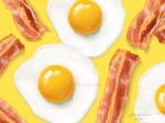 Bacon  Egg-signed