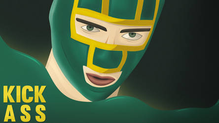 Kick-ass by dvir5335