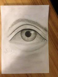human eye by dvir5335