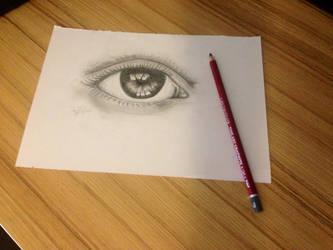 shiny eye by dvir5335