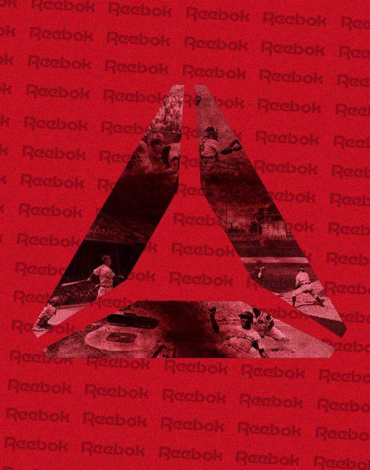 Reebok logo baseball by dvir5335