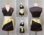 Mirror Mirror costume for Star Trek by moviescostume