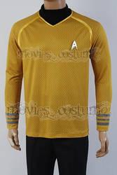 Star Trek Into Darkness Captain Kirk Shirt by moviescostume