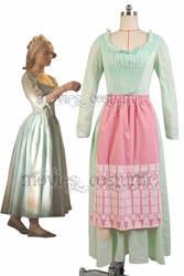 Princess-cinderella-maid-dress-costume by moviescostume