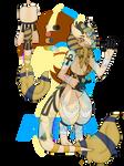 Egyptian Wicker Beast Custom