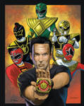 Power Rangers Tommy